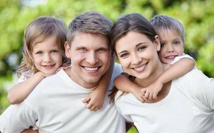 Чем счастливые семьи отличаются от всех остальных
