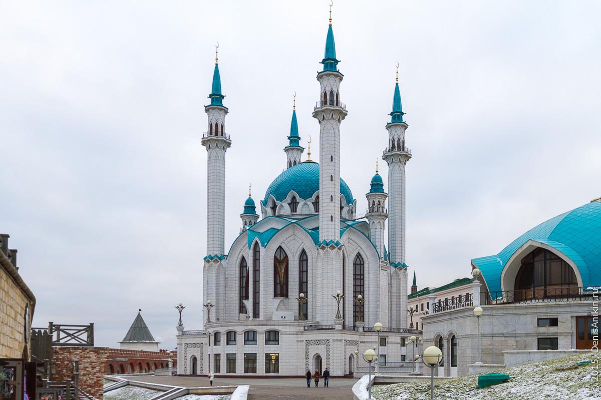 Мечеть Кул Шариф 3