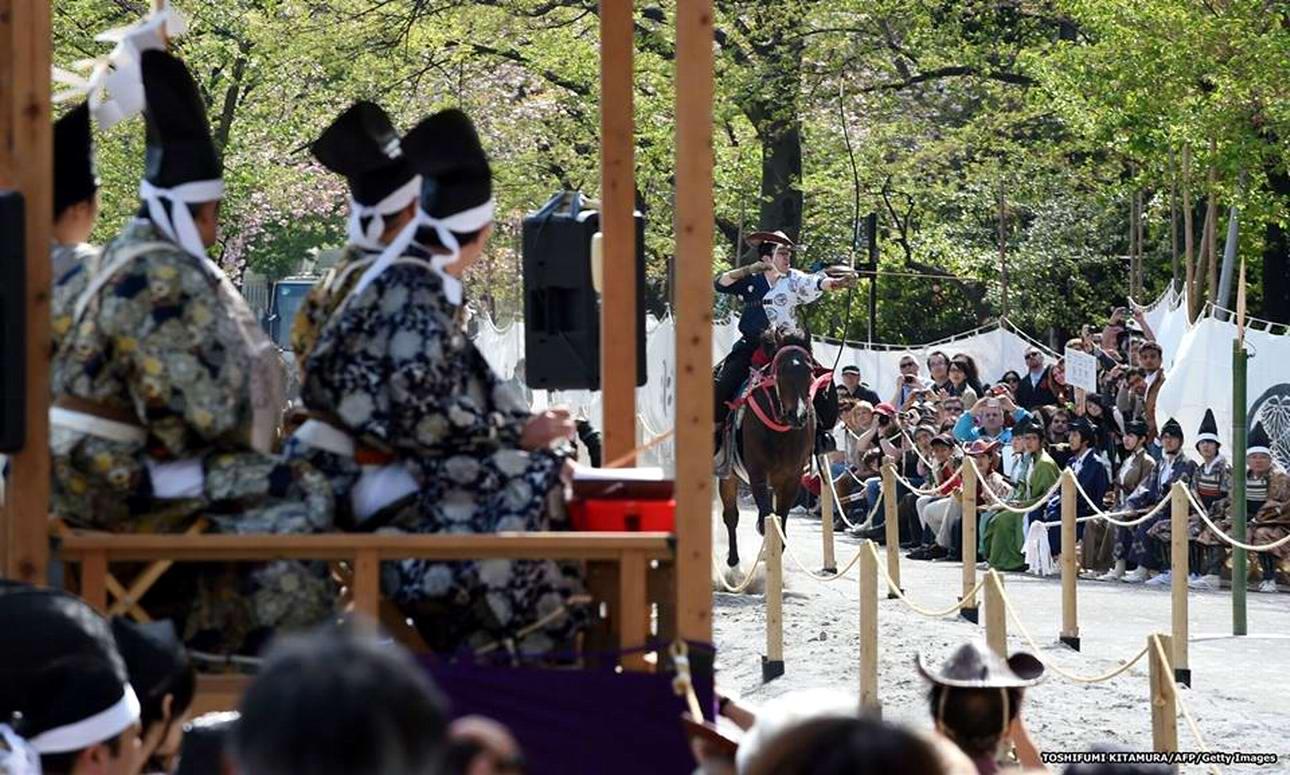 Стреляем из лука на полном скаку: Потомки японских самураев (22)