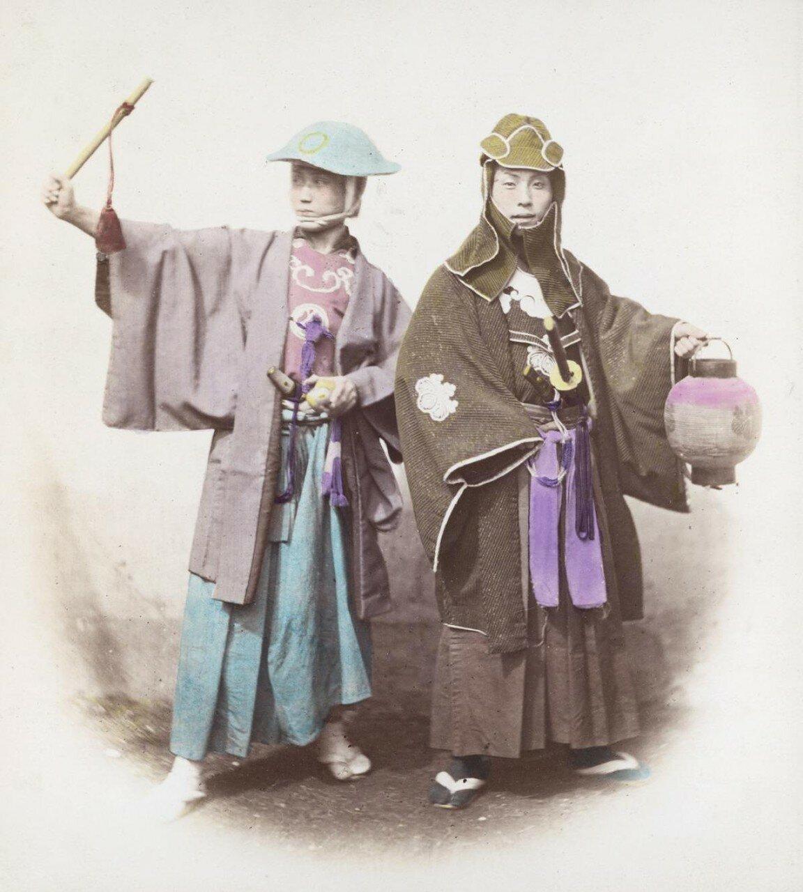 Два самурая