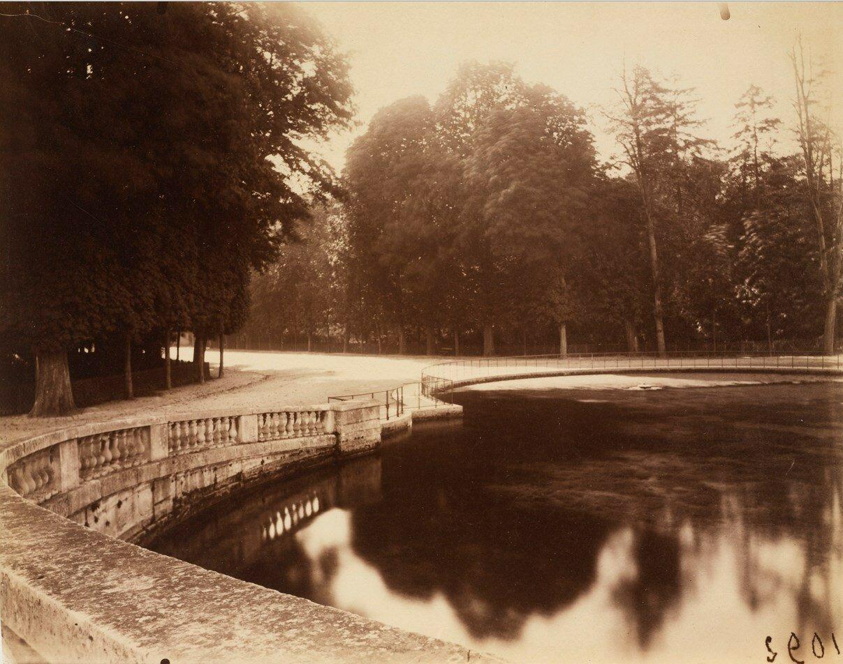 1902. Парк Сен-Клу
