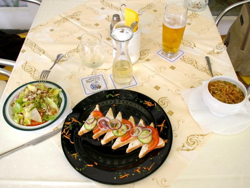 Путеводитель по баварской кухне (60 фото)