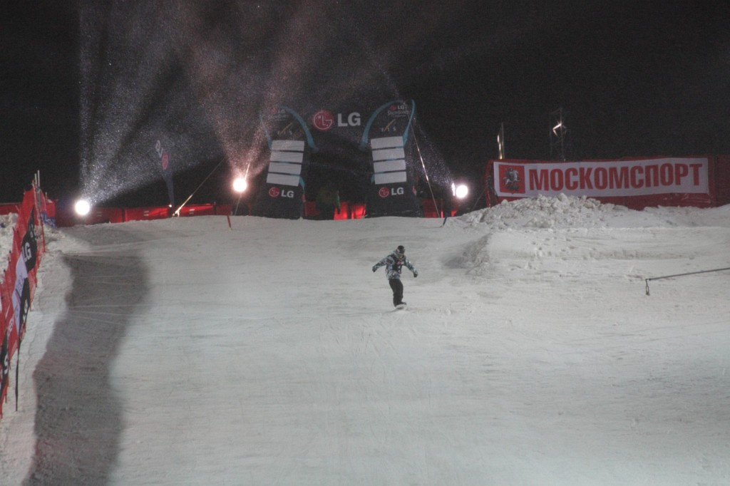 Snowboard World Cup 2009