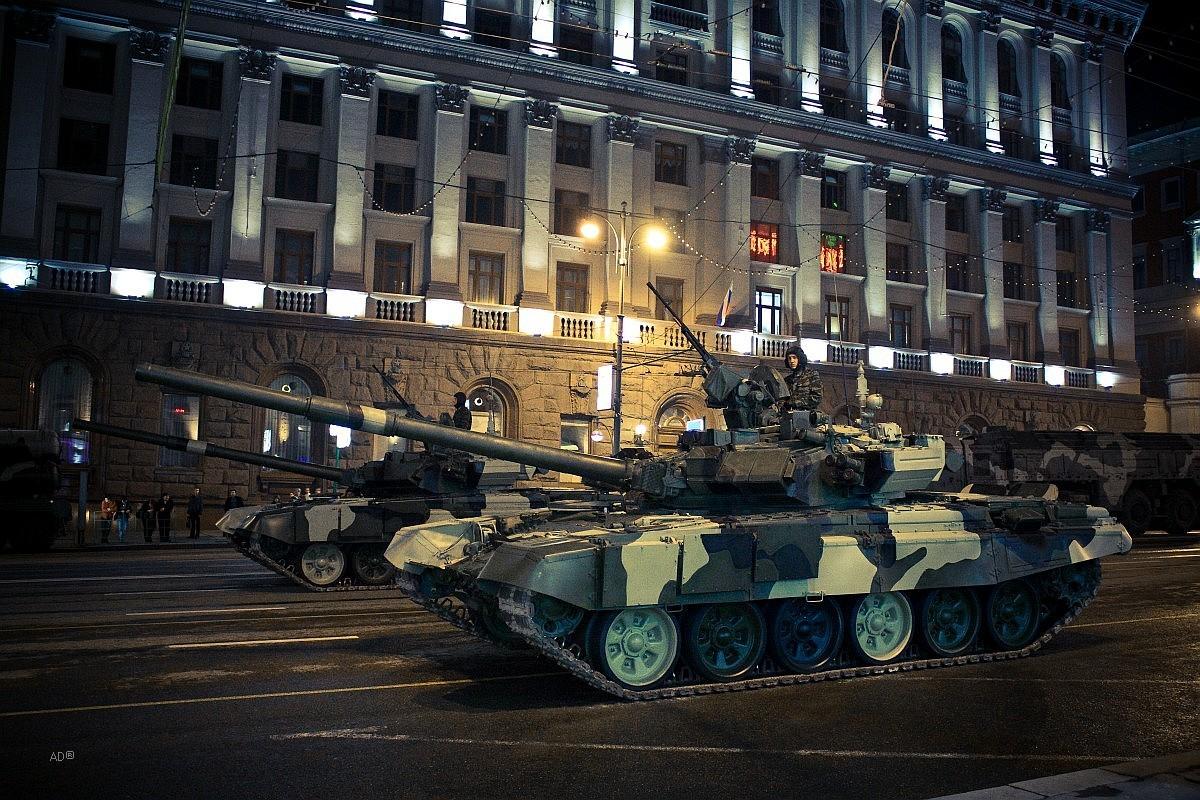 13 сентября - день танкиста