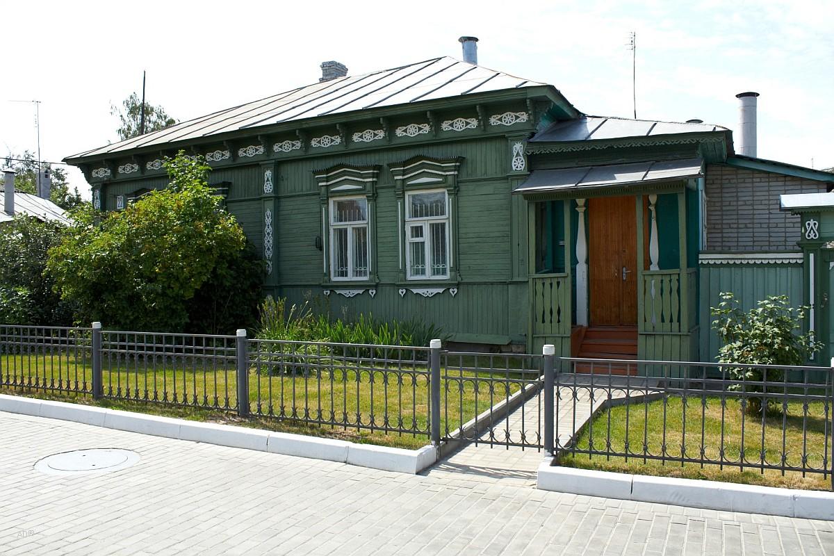 улица Лажечникова, 22