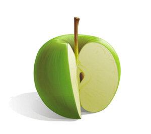 Яблочный соус 1
