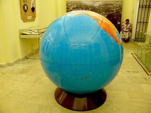 Глобус*