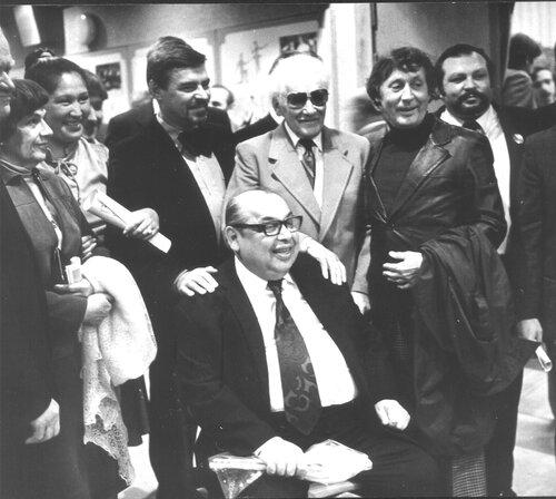 Александр Владимирович Варламов и Лаци Олах