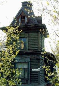 Этот памятник архитектуры в Омске снесён при строительстве офисного здания