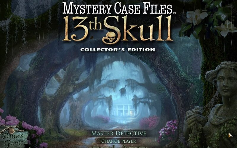 Mystery Case Files: 13th Skull CE