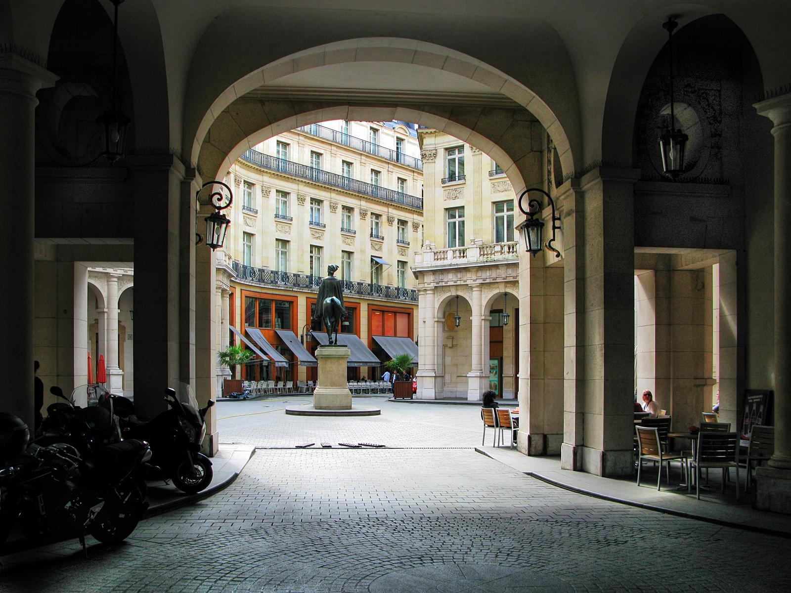 Площадь Эдуарда VII