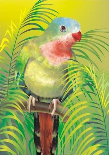 Заметив, что ее попугай по кличке Арабазка занемог,поник и... Жительница американского штата Флорида не стала...
