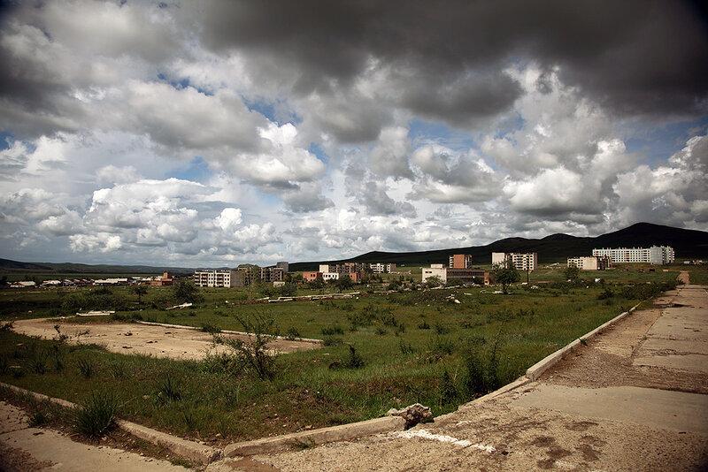 Фото поселок приаргунск читинская область