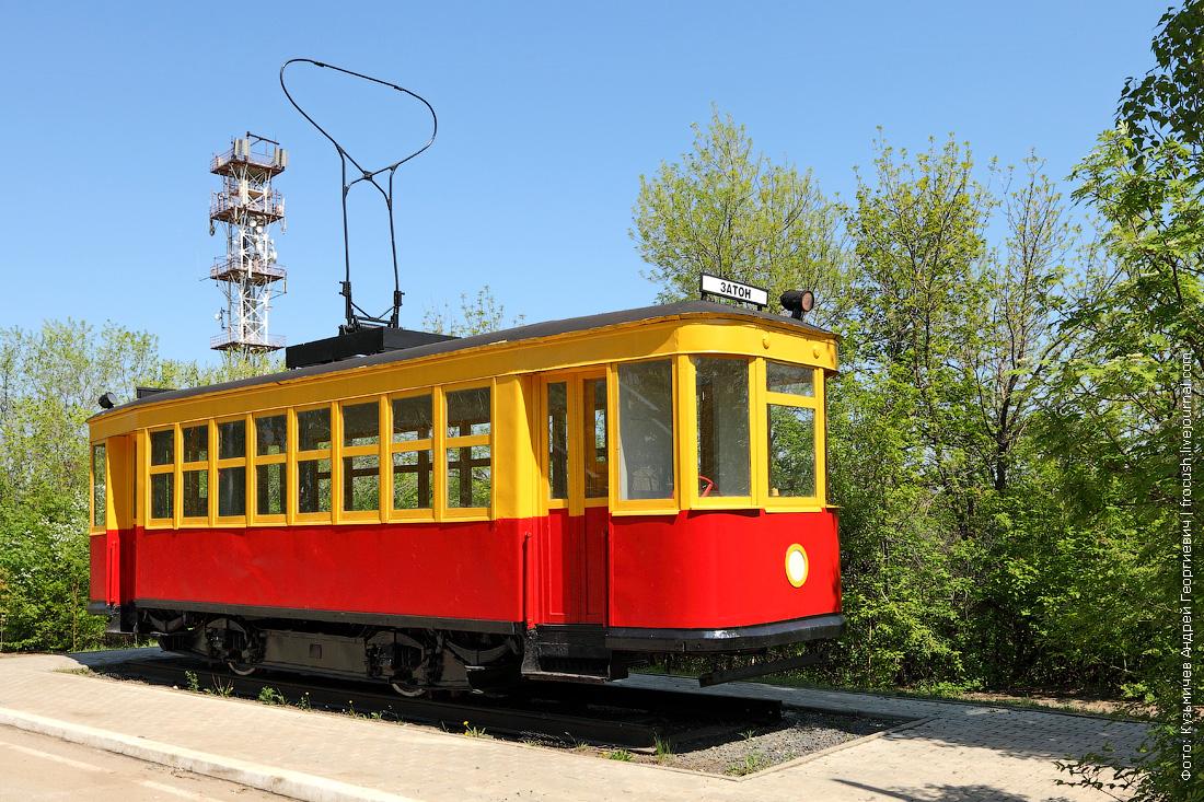 Соколова гора Моторный вагон серии «Х»