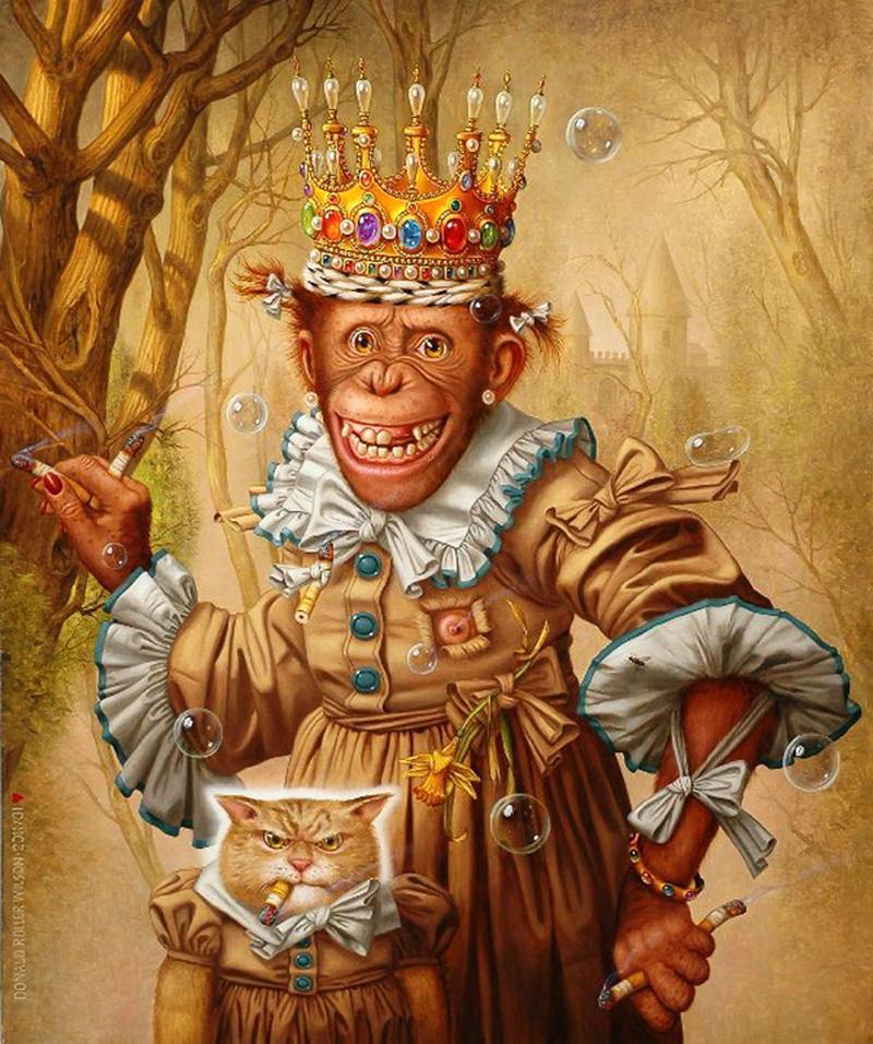 Смешные картинки про королей