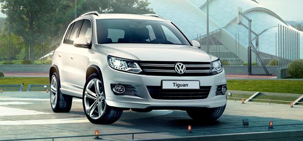Volkswagen объявил начало продаж модели Tiguan Sport