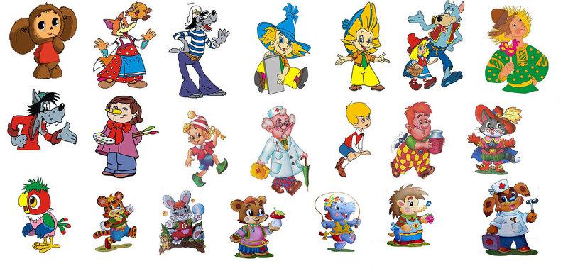 Веселая картинка загадка. Угадайте 60 СТРОЧЕК из детских песен