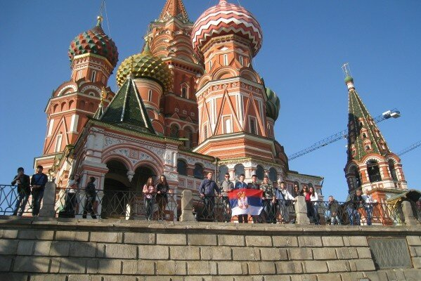 Косово, Москва