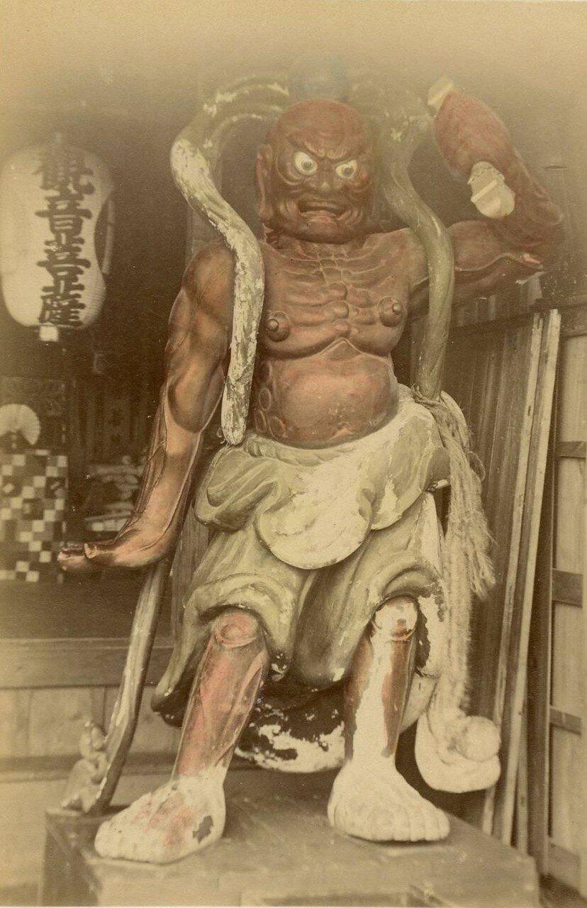 Статуя бога Урожая