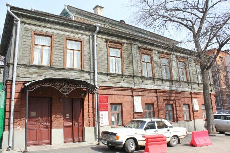 Нижний Новгород апрель 2015