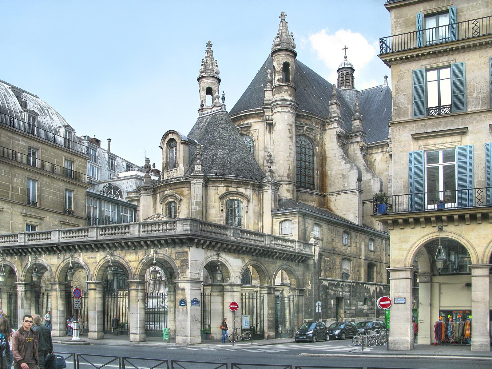 Протестантский храм Луврской оратории