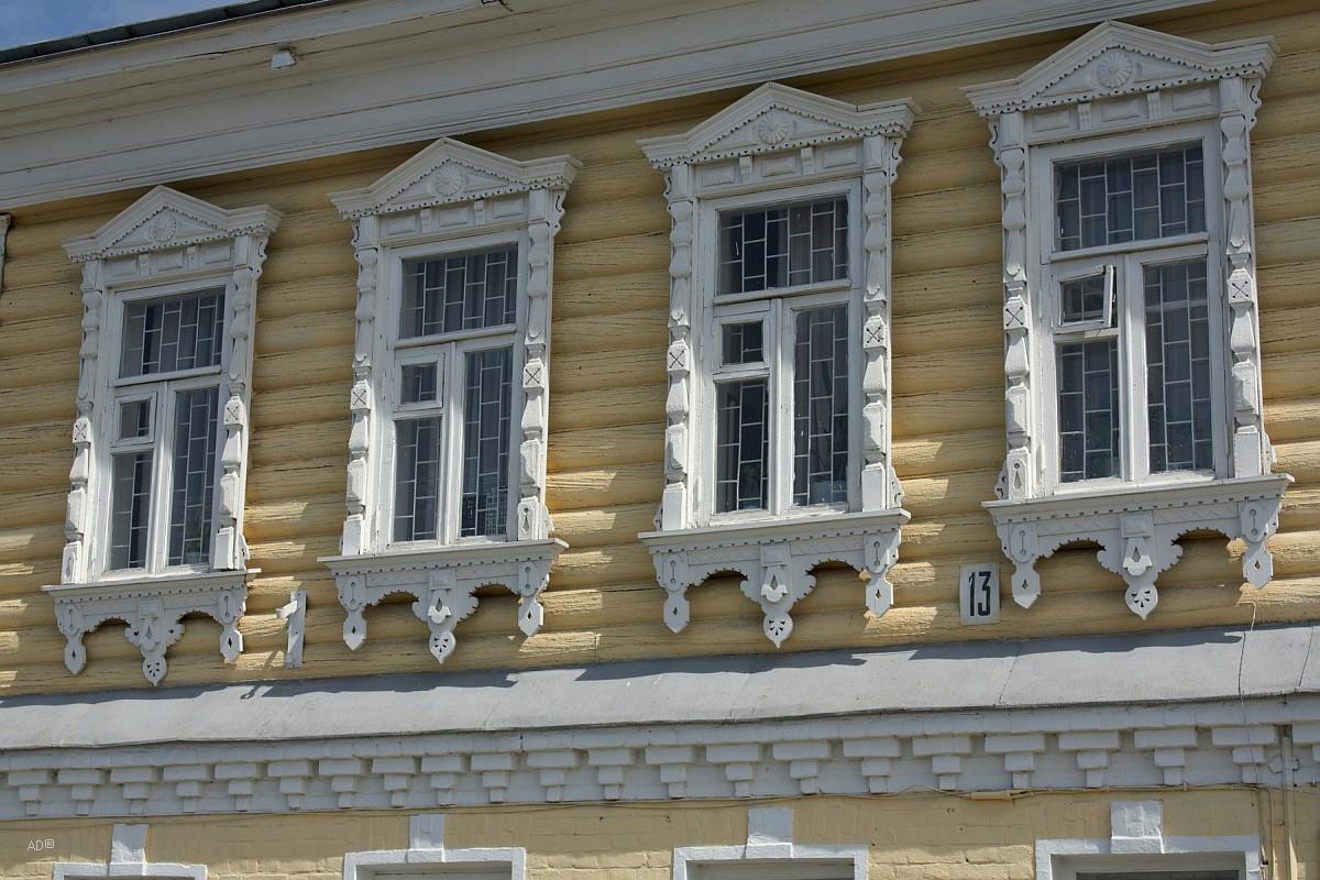 улица Лажечникова, 13