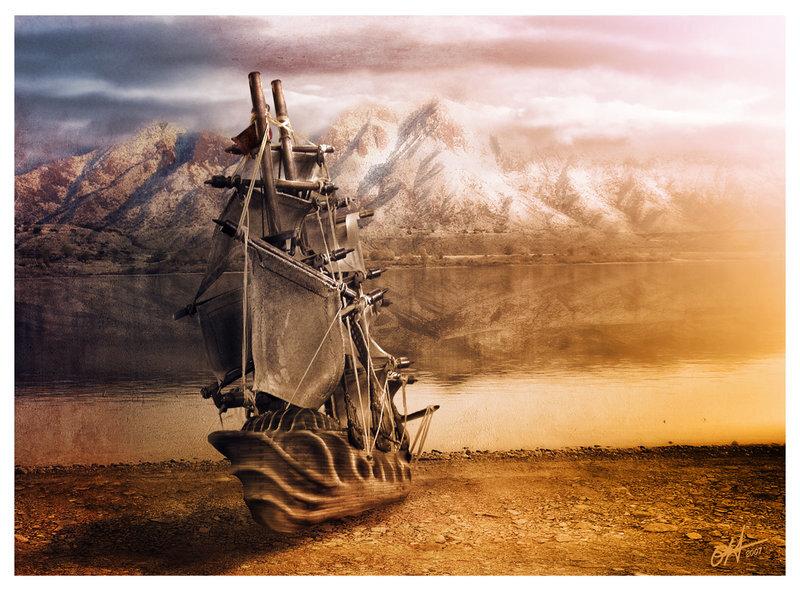 кораблики из инета