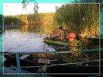 """моменты Дня рыбака в станице Гривенской и на охостанции """"Хмельницкая"""" (Калининский район)"""