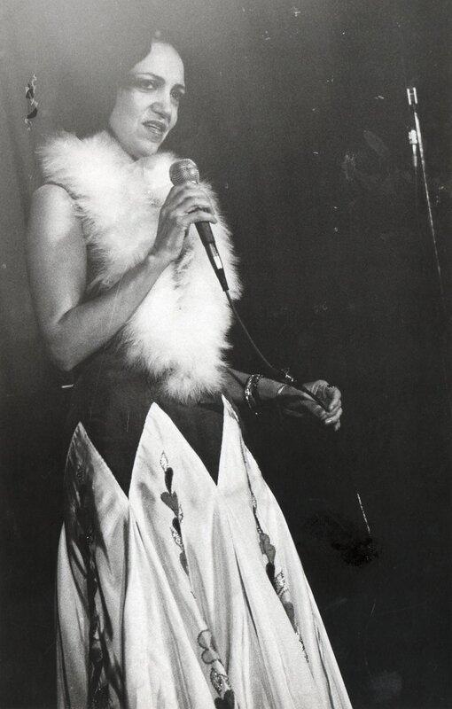 фото Виктора Ахломова. ЦДРИ, 1987