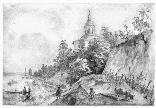 Видубецький монастир.