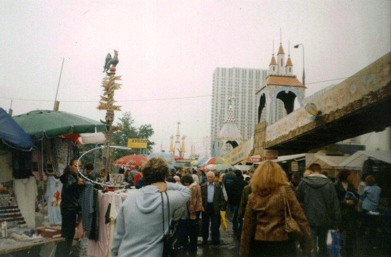 Черкизовский рынок