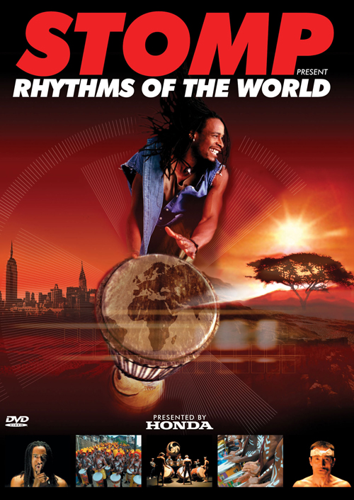 Stomp present: Rhythms of the World (2006)