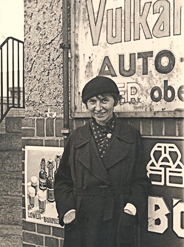 Жанна Маммен, 1926 год