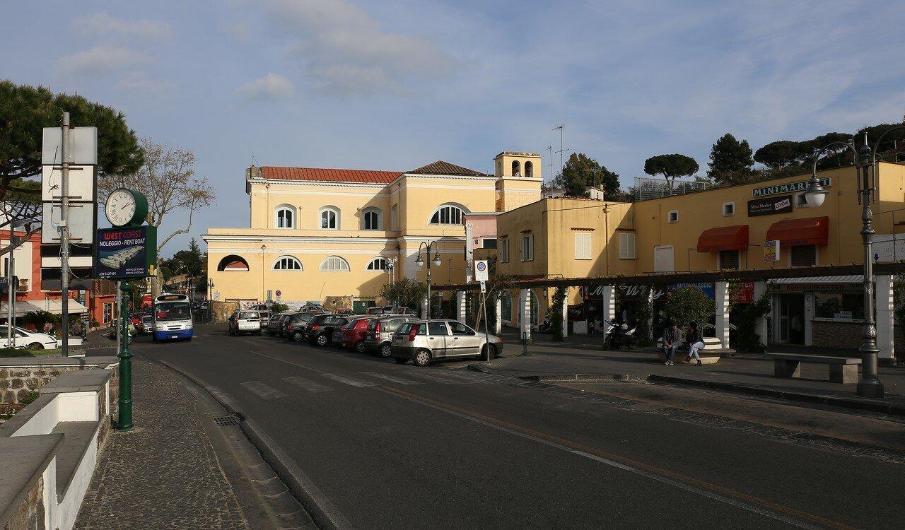 Искья. Церковь Церковь Святой Марии ди Портосальво