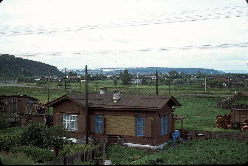 Город Мариинск в Кемеровской области