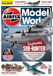 Журнал Airfix Model World - Issue 60