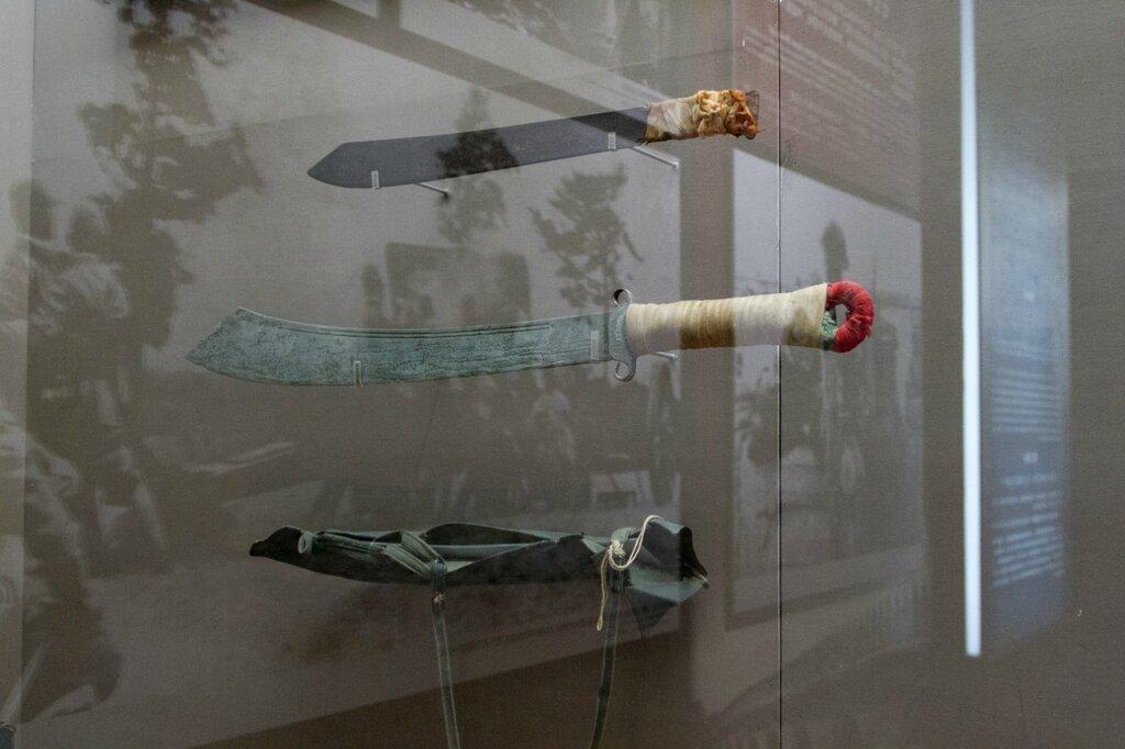 Холодное оружие и ножны