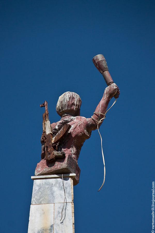 Эритрея, окрестности Керена.