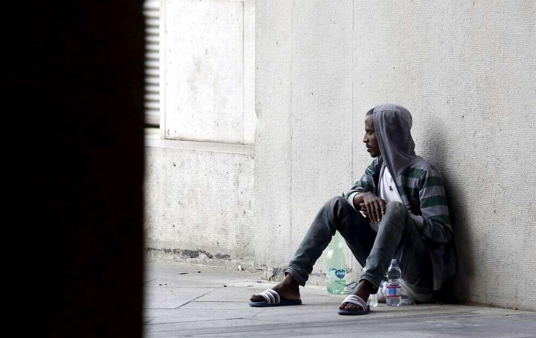 Ж/д вокзал итальянского Милана превратился в бомжатник: Миграционная политика ЕС (20)