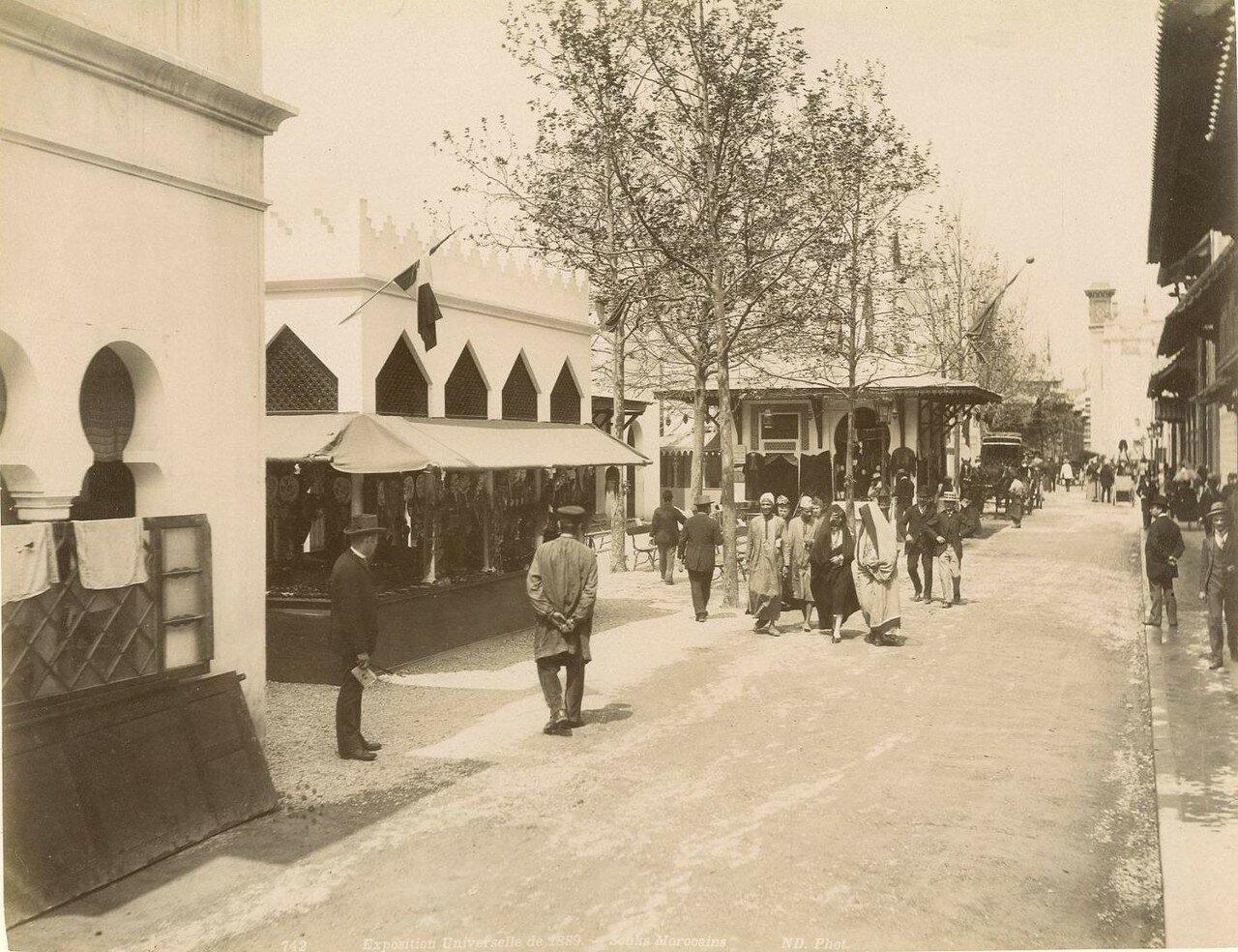 23. Марокканский базар