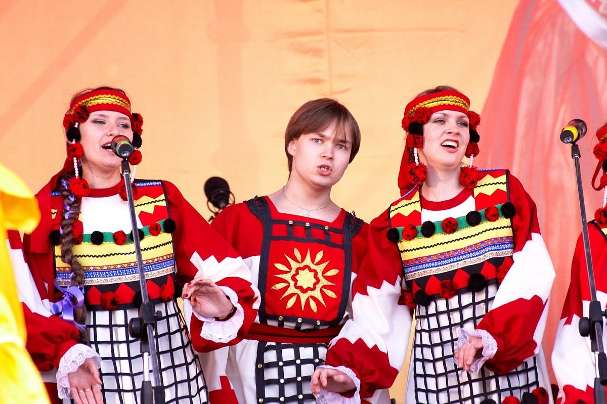 Красные горки 2009