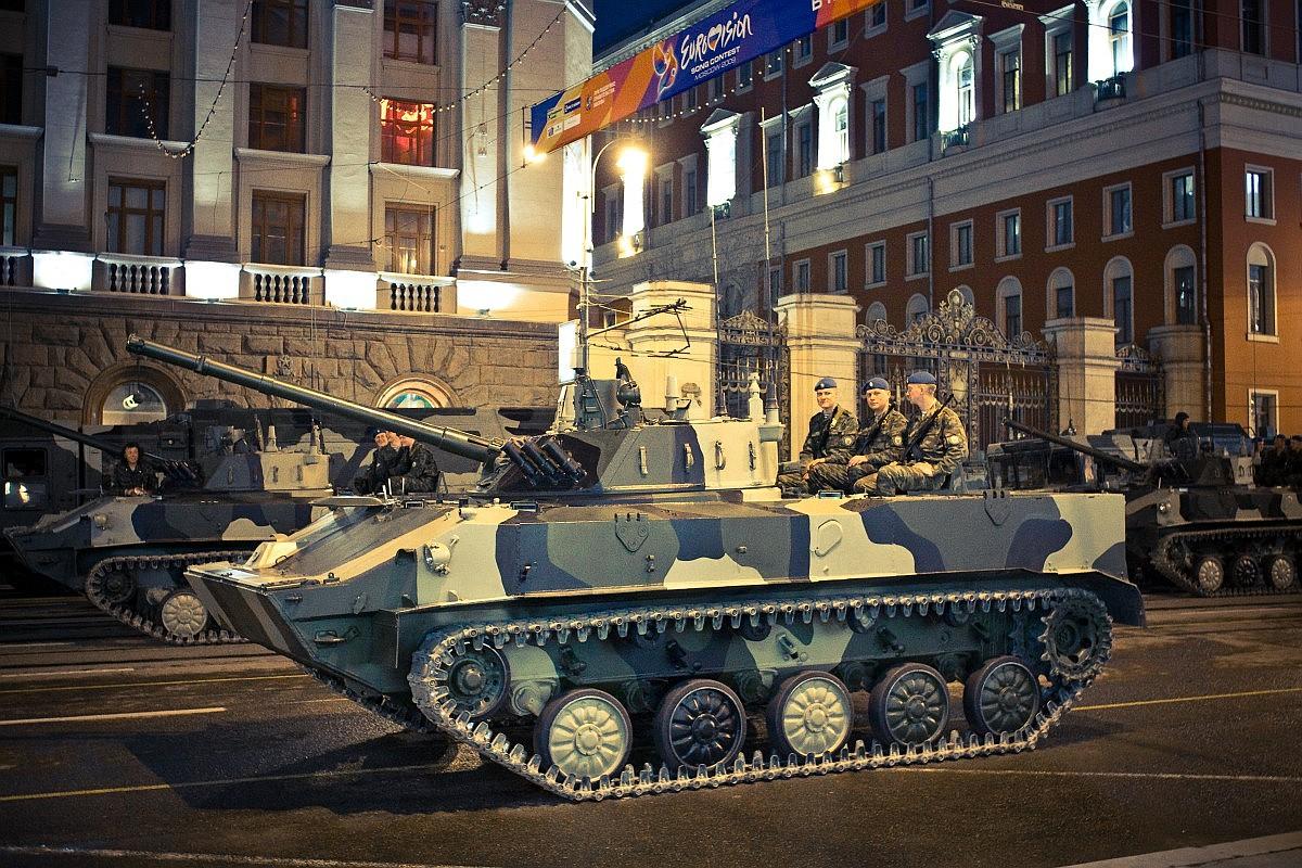 БМД-4 «Бахча-У» (боевая машина десанта-4)