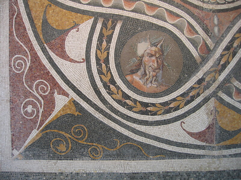 Мозаика времени Марка Аврелия