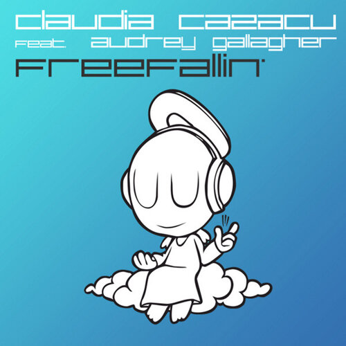 Claudia Cazacu featuring Audrey Gallagher - Freefalling  (2009)