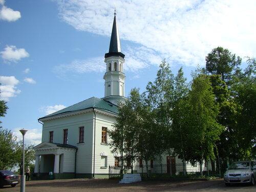 соборная мечеть г Уфы