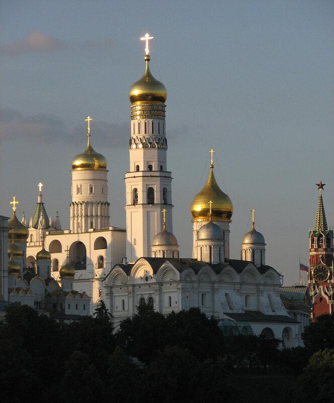Вид на Собор Кремял