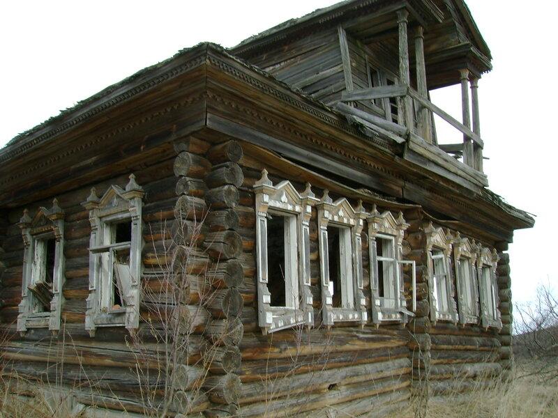 Деревня печниково