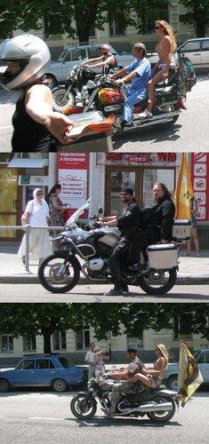 мотопробег севастополь 2009