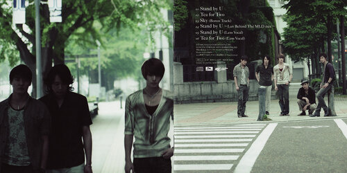Stand by U [CD] 0_28a99_bcdbf977_L