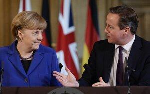 Германия надеется, что Великобритания останется в ЕС